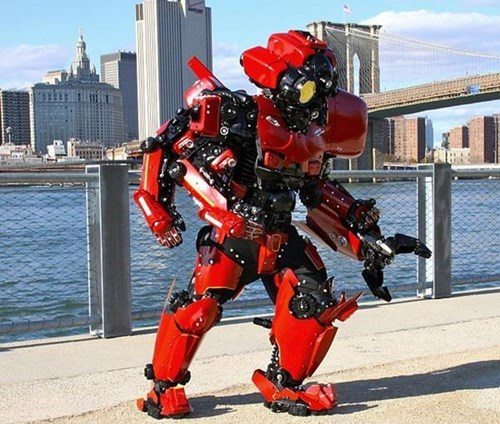 design nerdgasm robots pacific rim - 7941770752