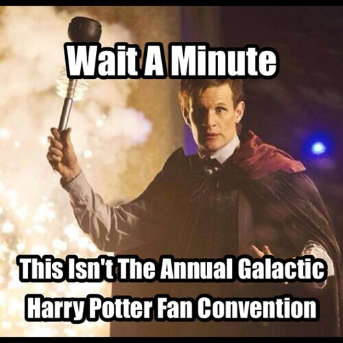 Harry Potter doctor who - 7942743552
