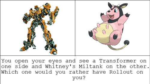transformers miltank roll out Pokémon - 7942831872