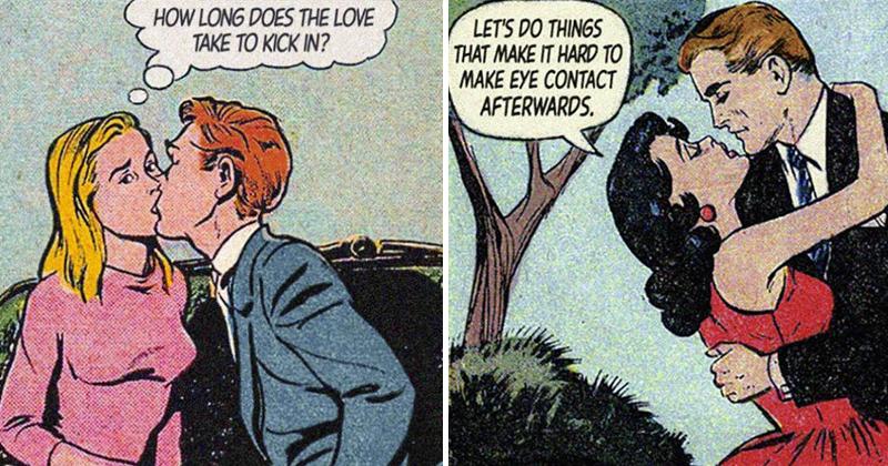 Imagini amuzante si haioase - 19 Depressingly Relatable Relationship Comics That Are Too On Point