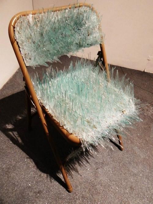 wtf art seats glass - 7943277056