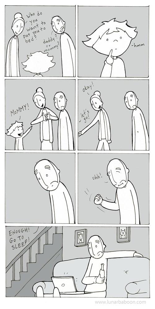 kids parenting choices web comics - 7943285504
