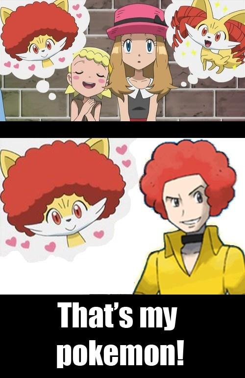 anime Pokémon fennekin that's my blank - 7943373056