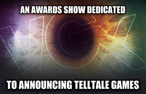telltale games,vgx