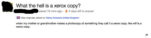 ignorance xerox - 7943829760