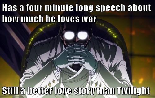 anime hellsing still a better love story the major - 7943883264
