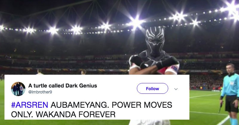 twitter news marvel mls soccer amazing wakanda win arsenal - 7944197