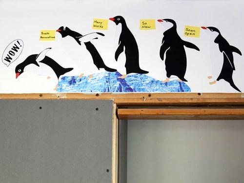 dads Memes penguins parenting - 7944480256