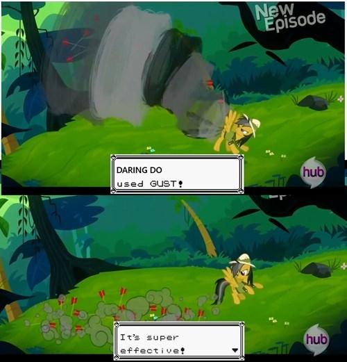 Pokémon daring do its-super-effective - 7944554240