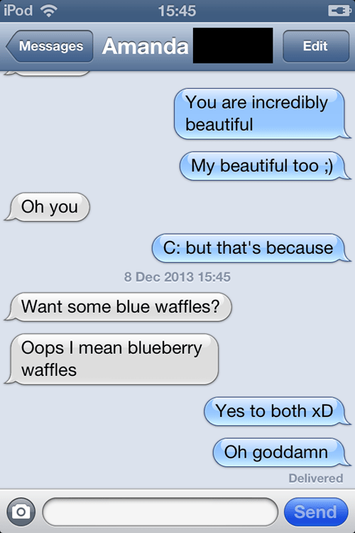 autocorrect waffles text - 7944611840