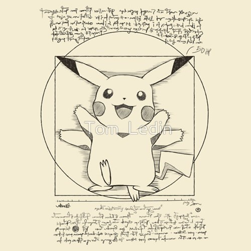 art for sale t shirts Pokémon - 7945024768