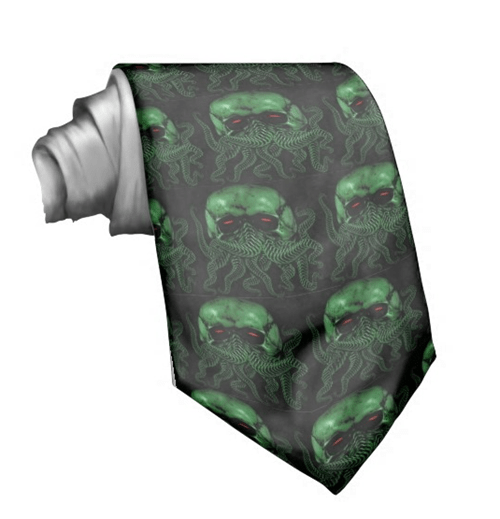 accessories,cthulhu,for sale,ties