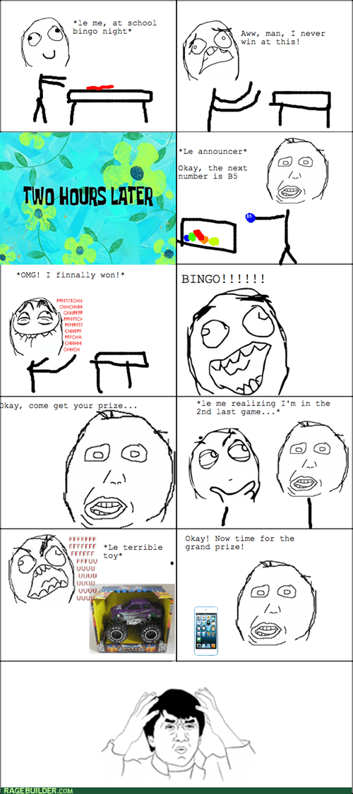 prizes,bingo