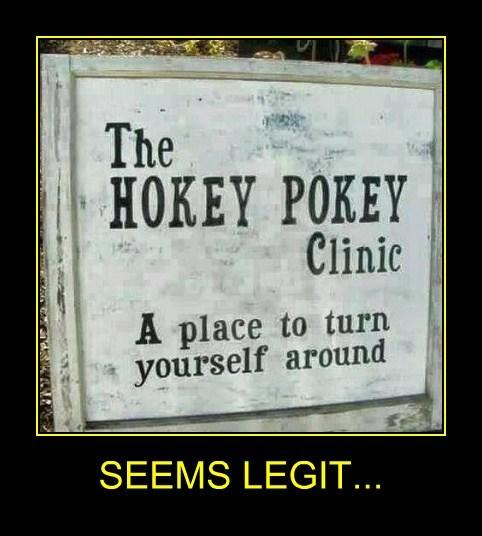 dance hokey pokey funny wtf - 7945290496