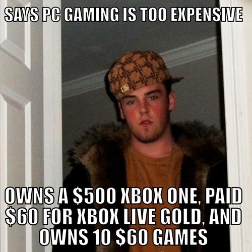 And don't even get me started on the microtransactions
