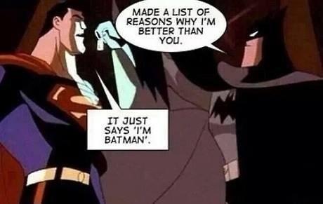 i'm batman batman superman - 7945611776