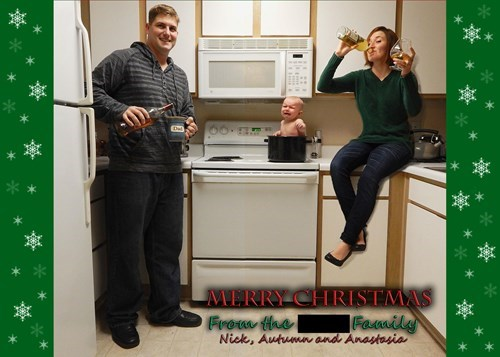 christmas parenting christmas cards - 7945643776