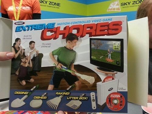chores wtf Videogames - 7945708288