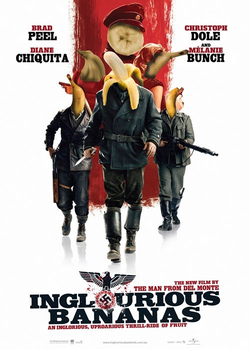 bananas,movies,puns