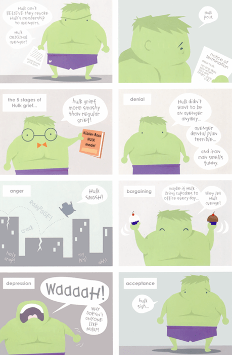 grief web comic hulk avengers - 7946457600