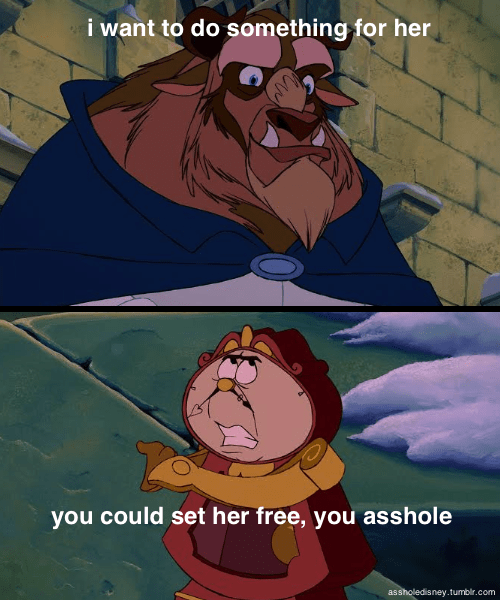Beauty and the Beast,disney,gift