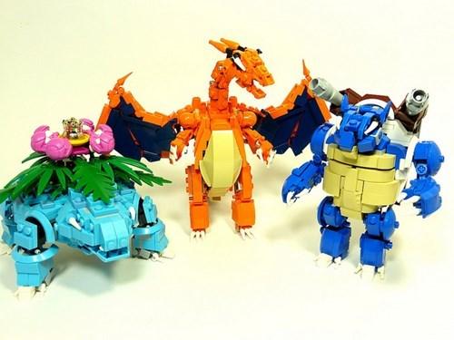 Pokémon toys legos pokemecha - 7946627584
