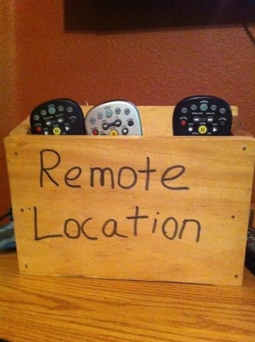 puns,remote