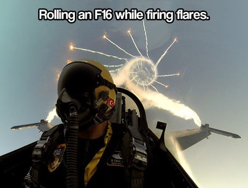 awesome flares F16 - 7946814976