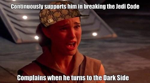 Memes,star wars,scumbag