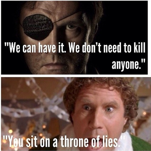 liar,elf,the governor