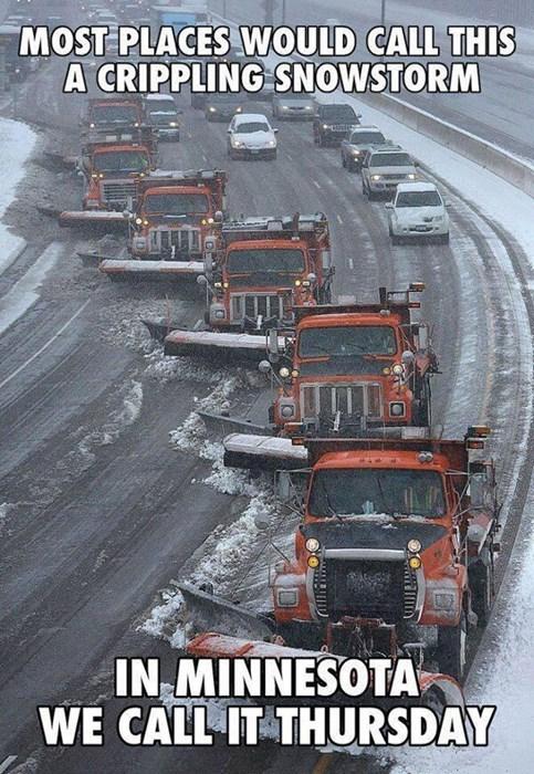snow Minnesota snowstorms - 7946943232