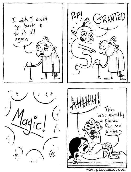wishes,web comics