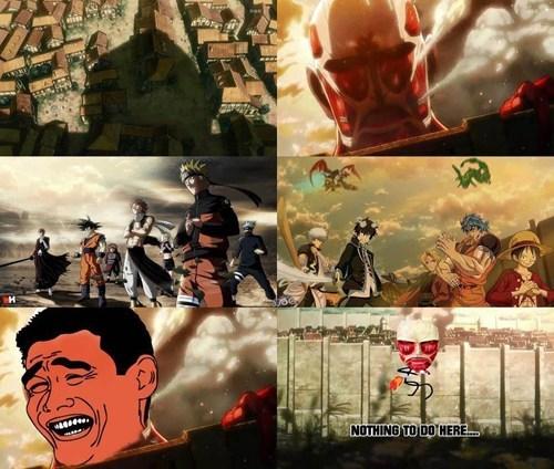 anime naruto attack on titan one piece - 7948234240
