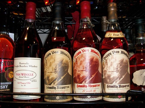 bourbon funny theft whiskey pappy van winkle - 7948445440