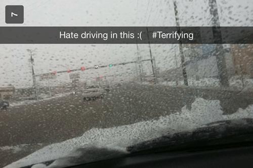driving texting and driving snapchat - 7948482816