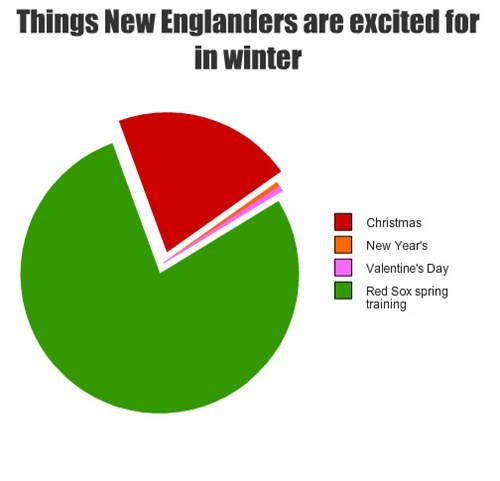 Things New Englanders are excited for in winter