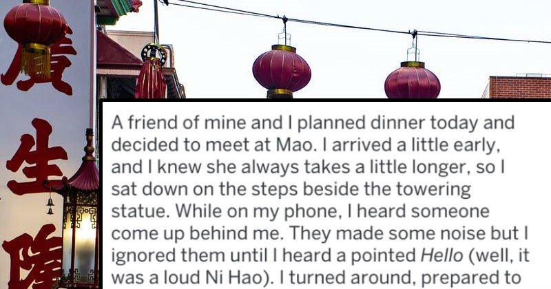 american teacher in china gets cultural lesson