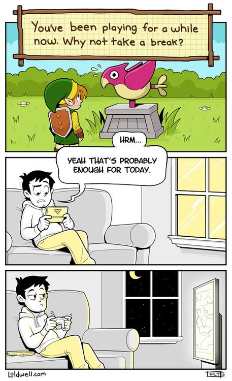 video games Loldwell web comics a link between worlds - 7948660992
