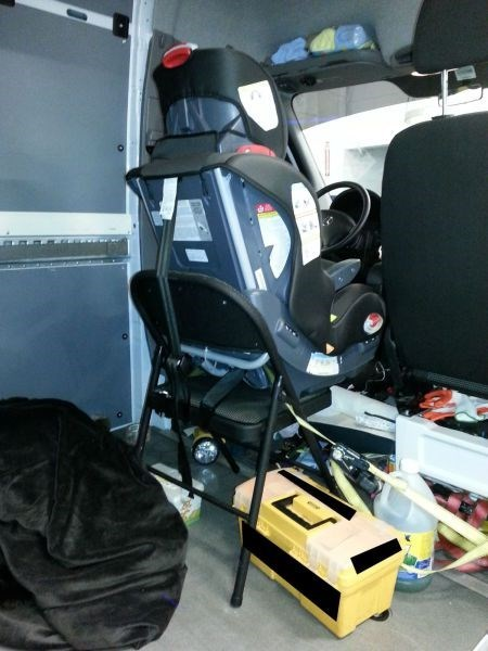 cars straps there I fixed it folding chairs - 7948691456