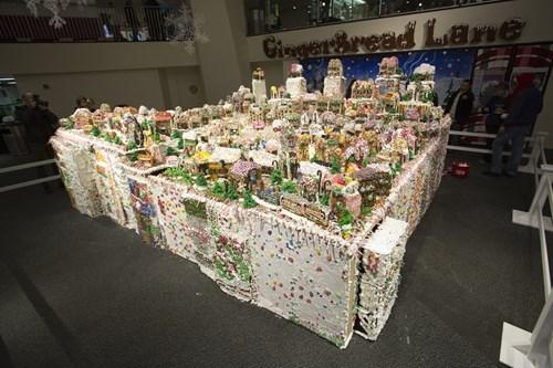 christmas design gingerbread world record - 7948739072