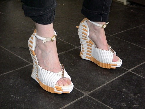 fashion cigarettes shoes - 7948740608