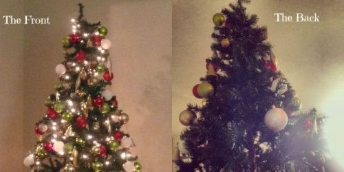 christmas trees,decorations,g rated,there I fixed it