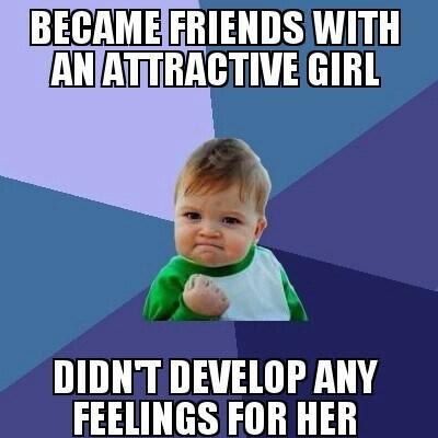 friendzone Memes success kid - 7948771328