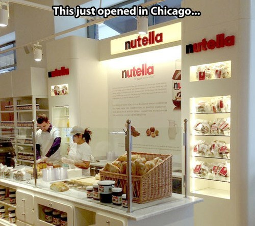 chicago food nutella snacks - 7948782080
