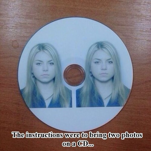 facepalm puns CD