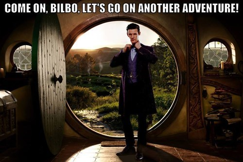 The Hobbit 11th Doctor - 7949036800