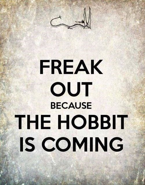 The Hobbit smaug keep calm - 7949211904