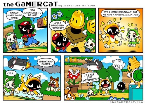 the internets web comics super mario 3d world - 7949652992