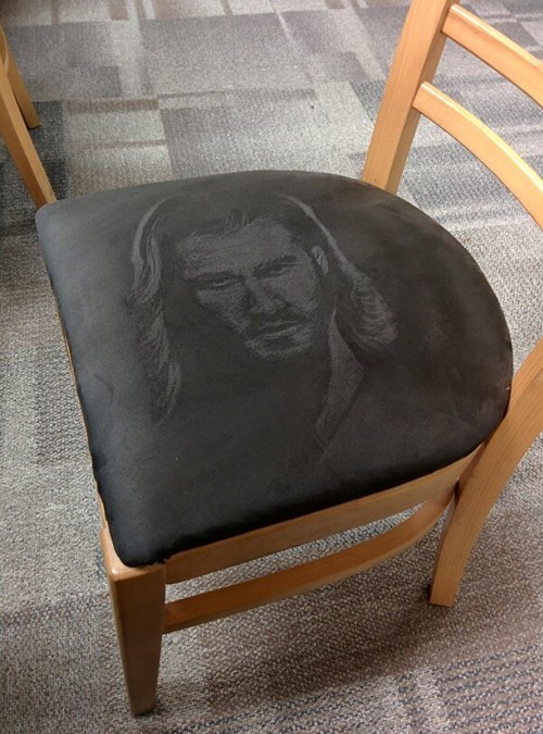 This Chair Is An Assgardian