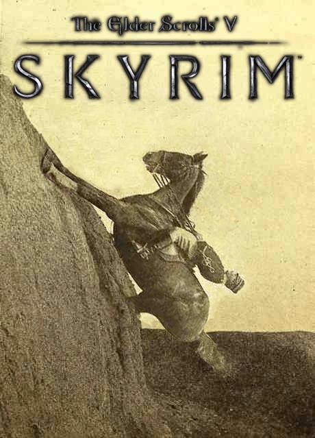 horses Skyrim the elder scrolls - 7950387968
